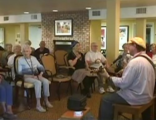 KOBI-TV NBC – 'Heart & Hope' brings music to elderly online
